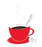 Rotes Cafe - Logo
